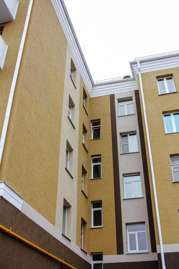 В Белгороде отремонтировали дома возле Соборной площади, фото-5