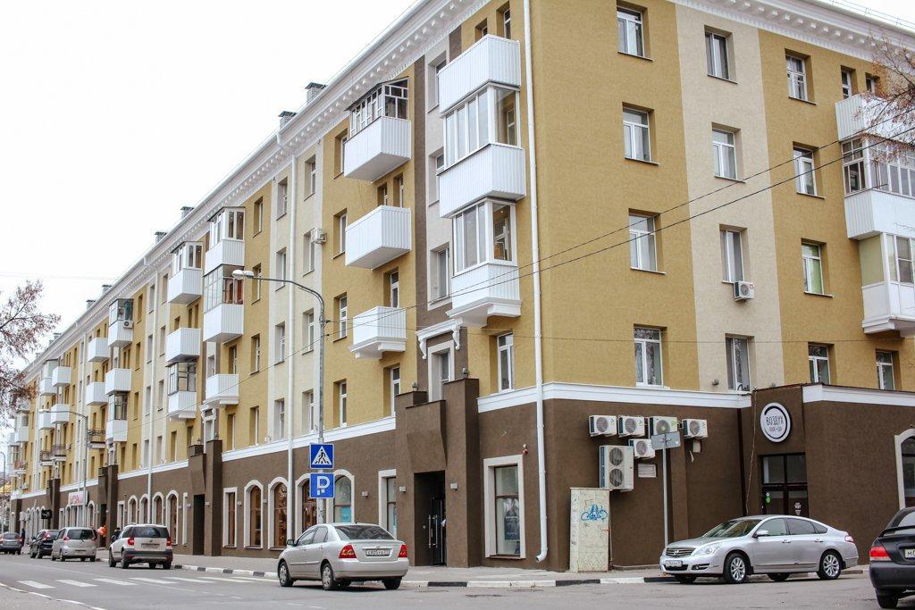 В Белгороде отремонтировали дома возле Соборной площади, фото-6