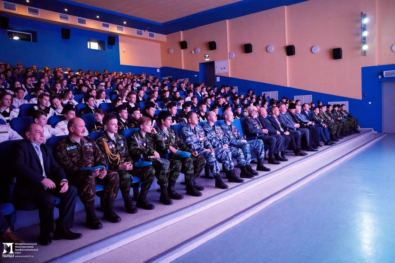 Патриотический фотопроект «Герои среди нас» побывал в Борисовке, фото-11