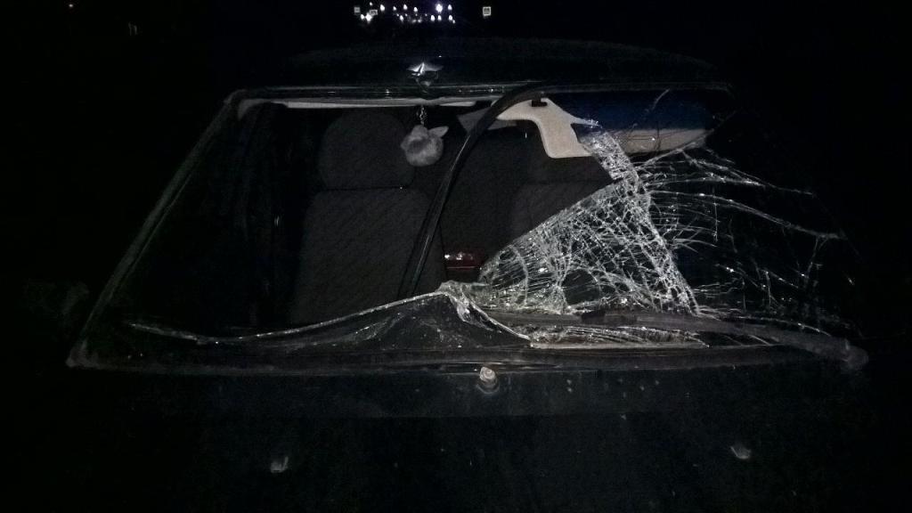 Под Старым Осколом в ДТП пострадали мама с дочкой , фото-3