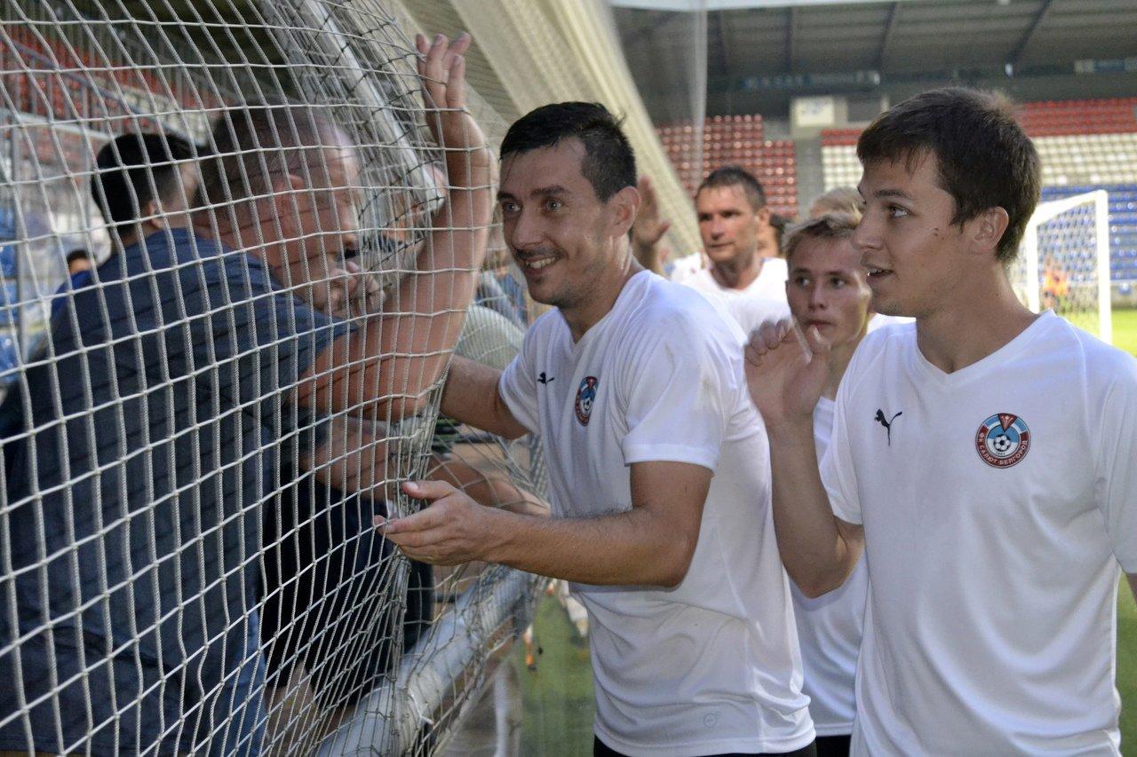 Гендиректор ФК «Салют-Белгород» Александр Щеглов: Мы начали с нуля и хотим вернуть болельщиков на стадион , фото-4