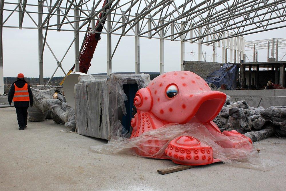 «Страна чудес». Владимир Зотов рассказал об уникальном проекте аквапарка, фото-11
