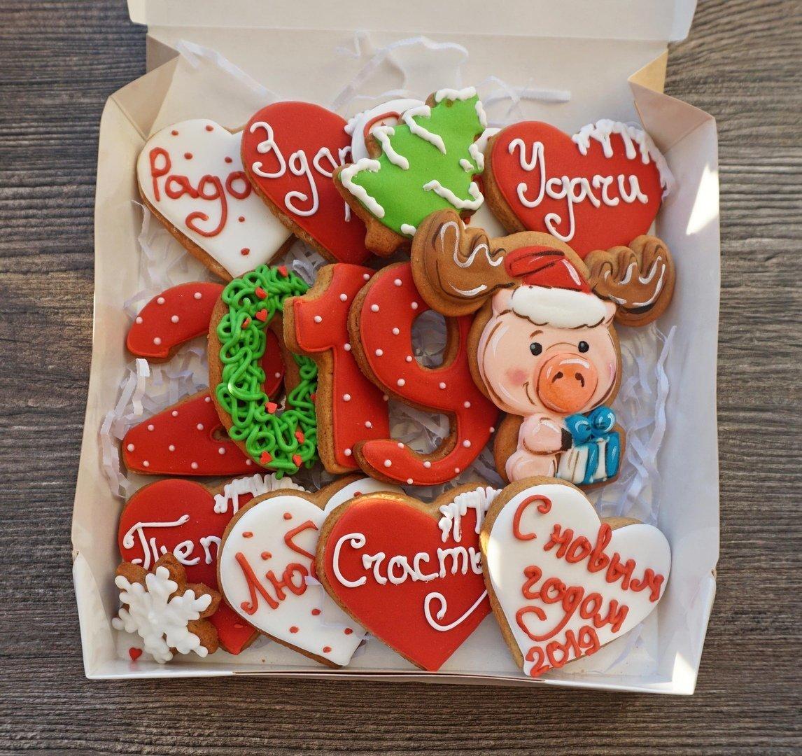 Наборы новогоднего настроения от «Тортышки» - вкусно и празднично, фото-3
