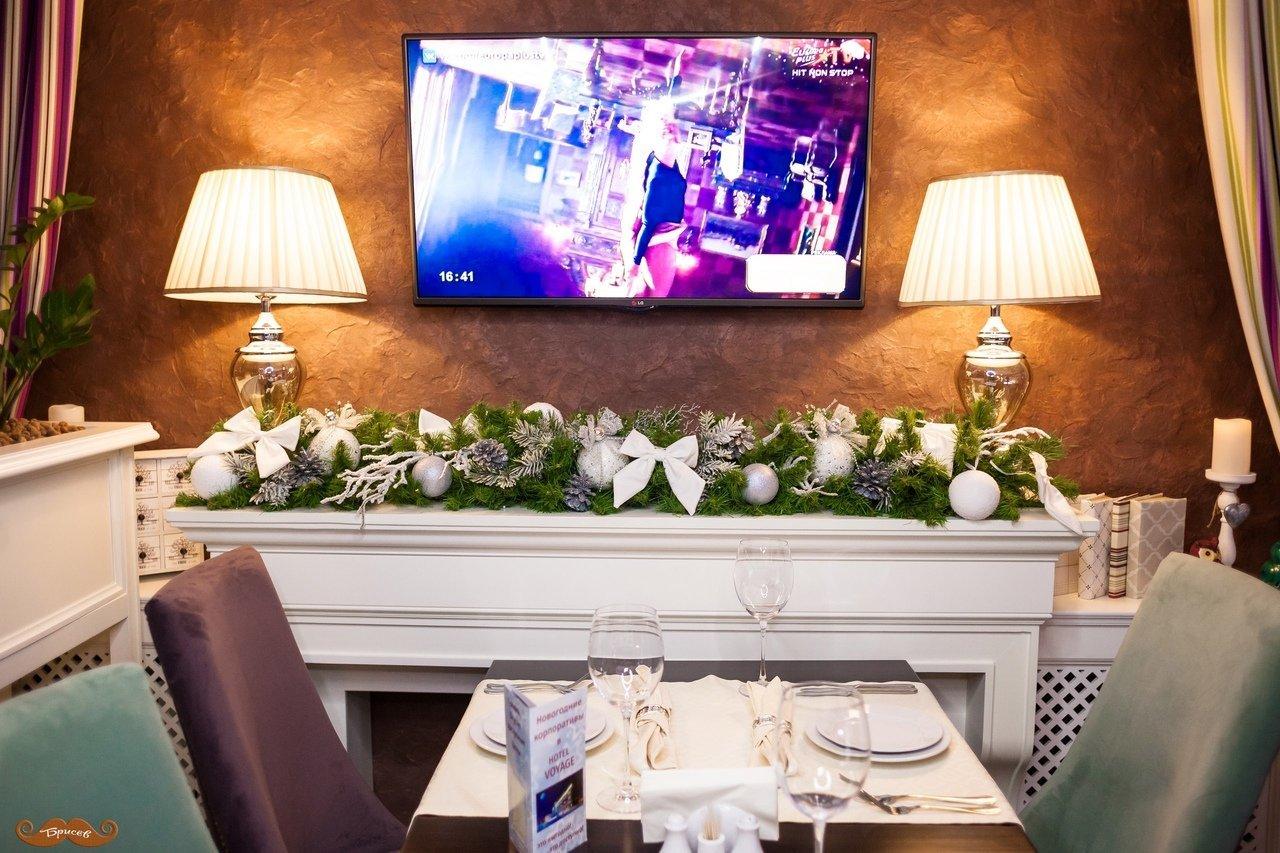 Стильное меню, весёлые артисты и доступные цены ждут белгородцев на новогодних корпоративах в отеле VOYAGE, фото-2