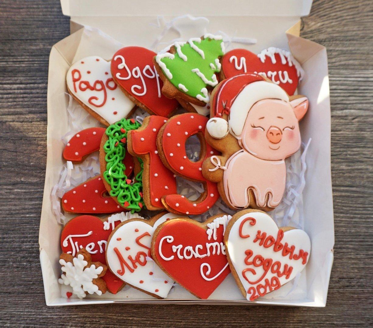Наборы новогоднего настроения от «Тортышки» - вкусно и празднично, фото-1