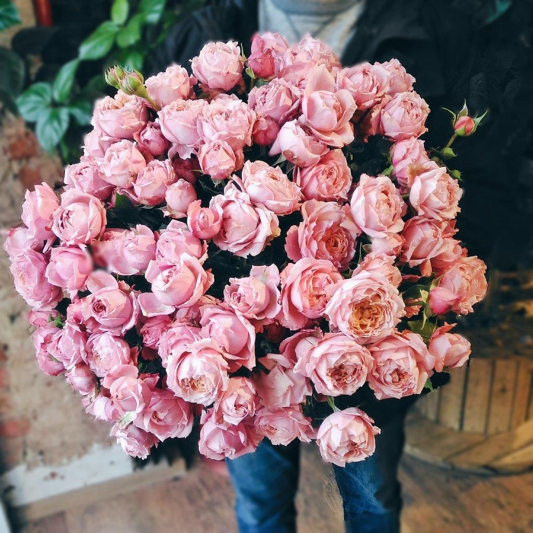 Оригинальные букеты для любимых мам — в цветочной лавке «Безе», фото-4