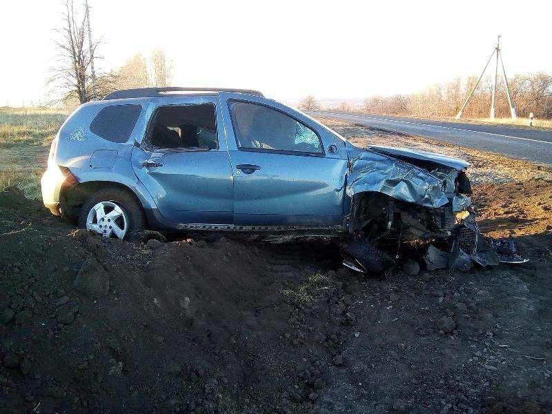 За сутки на белгородских дорогах пострадали 12 человек, фото-1