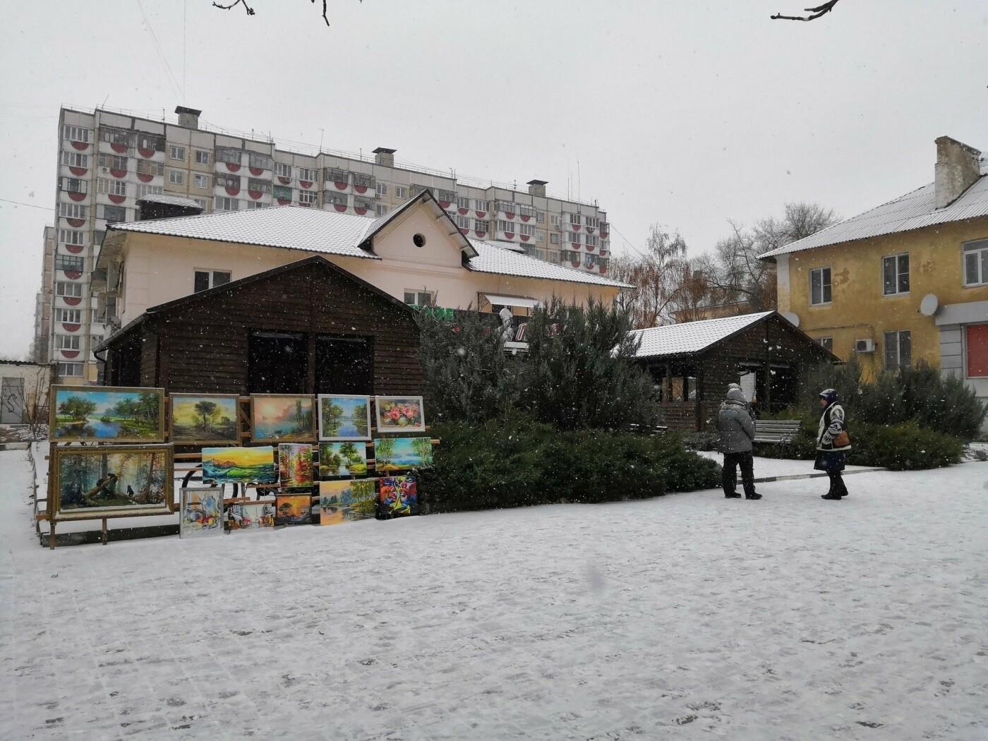 В понедельник белгородцам обещают дождь со снегом и туман, фото-3