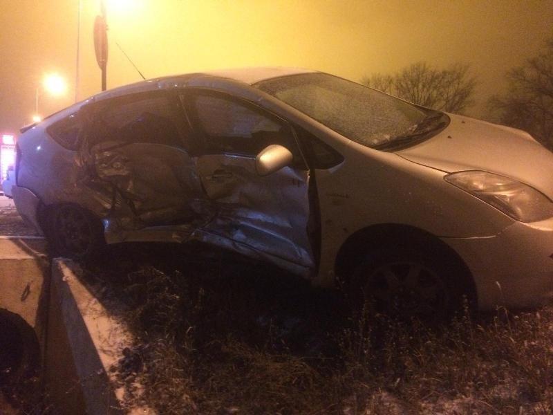 В Белгороде пьяный водитель спровоцировал ДТП: есть пострадавшие, фото-1