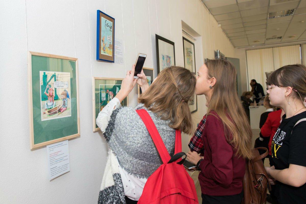 В Белгороде подведены итоги конкурса комиксов, карикатур, плакатов «Энерговор! К ответу!», фото-6