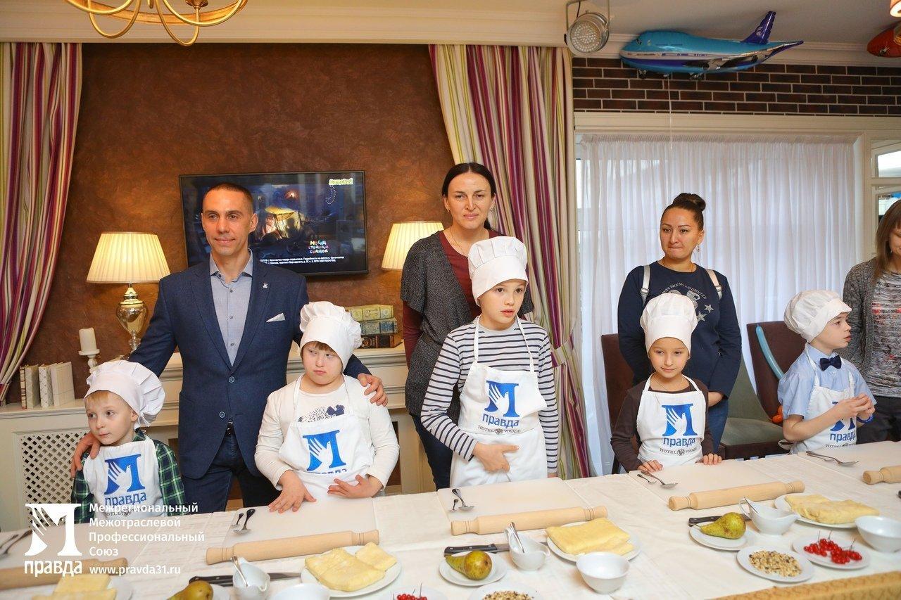 Первый инклюзивный кулинарный мастер-класс провёл профсоюз «Правда», фото-5