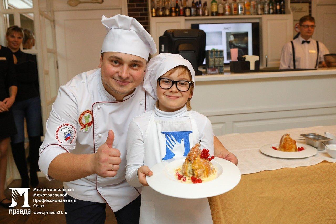 Первый инклюзивный кулинарный мастер-класс провёл профсоюз «Правда», фото-8