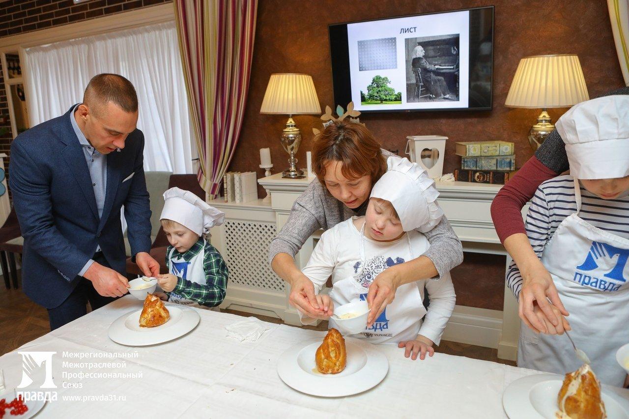 Первый инклюзивный кулинарный мастер-класс провёл профсоюз «Правда», фото-3
