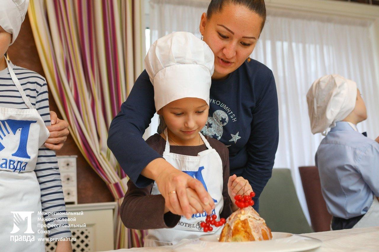 Первый инклюзивный кулинарный мастер-класс провёл профсоюз «Правда», фото-6