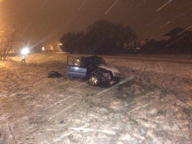 Под Белгородом «Мерседес» влетел под грузовик: водитель погиб, фото-3