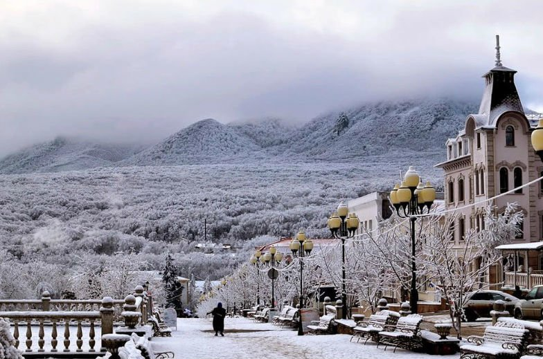 Новый год ждёт встречи с белгородцами на зимних сказочных курортах , фото-6