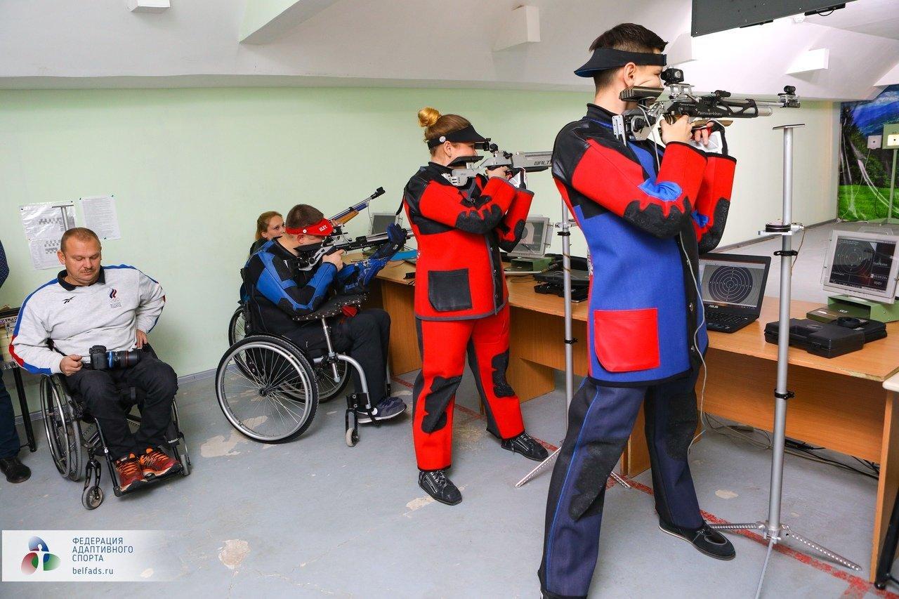 Первый Всероссийский семинар по адаптивному спорту прошёл в Белгороде, фото-8