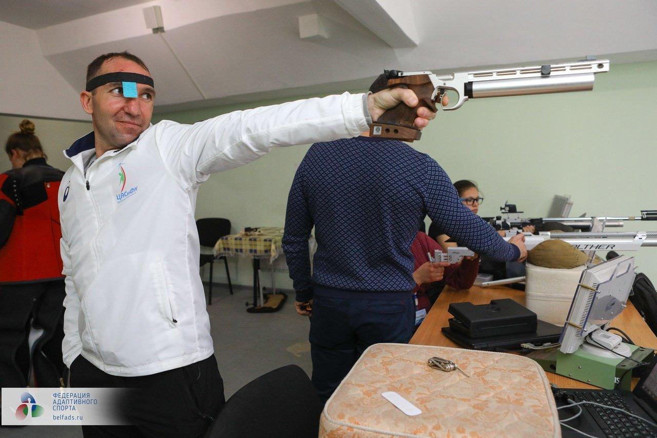 Первый Всероссийский семинар по адаптивному спорту прошёл в Белгороде, фото-9