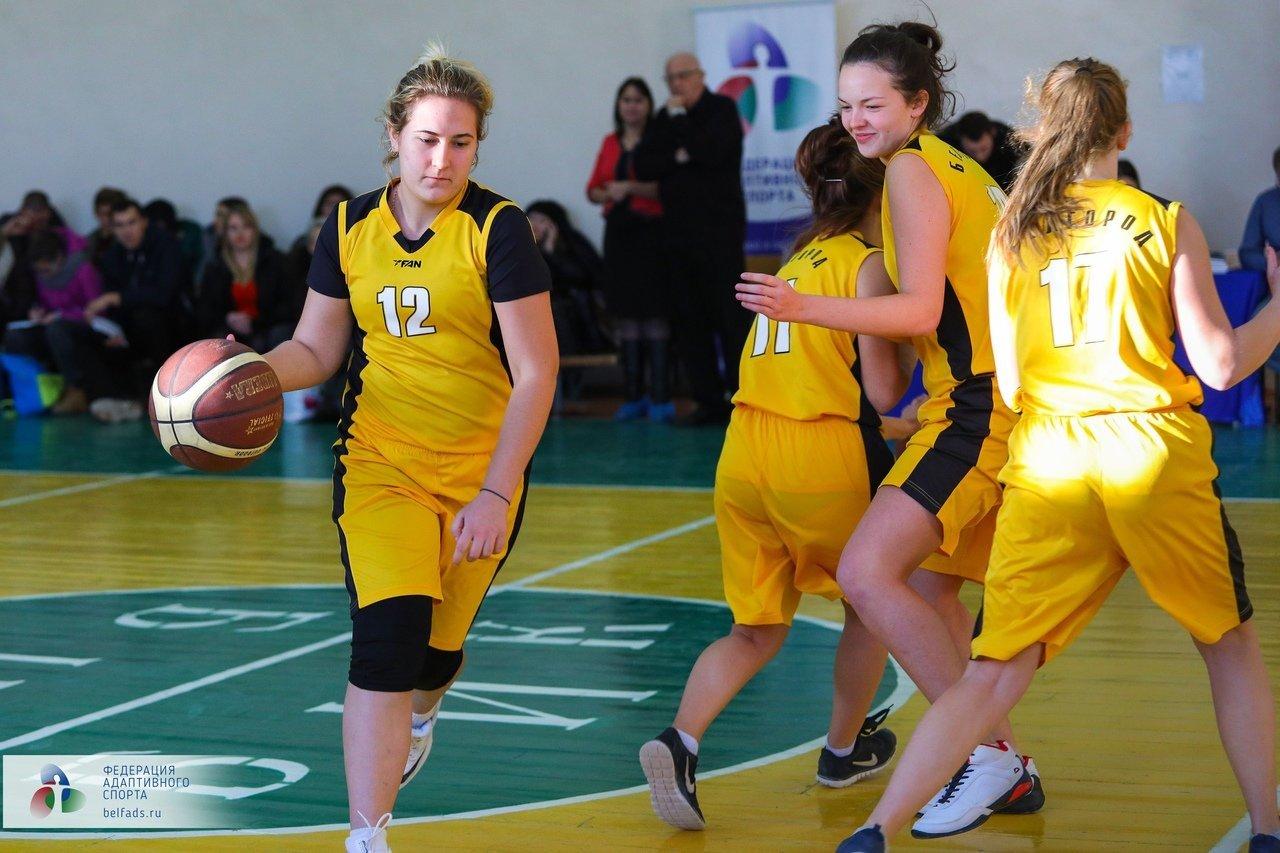 Первый Всероссийский семинар по адаптивному спорту прошёл в Белгороде, фото-12