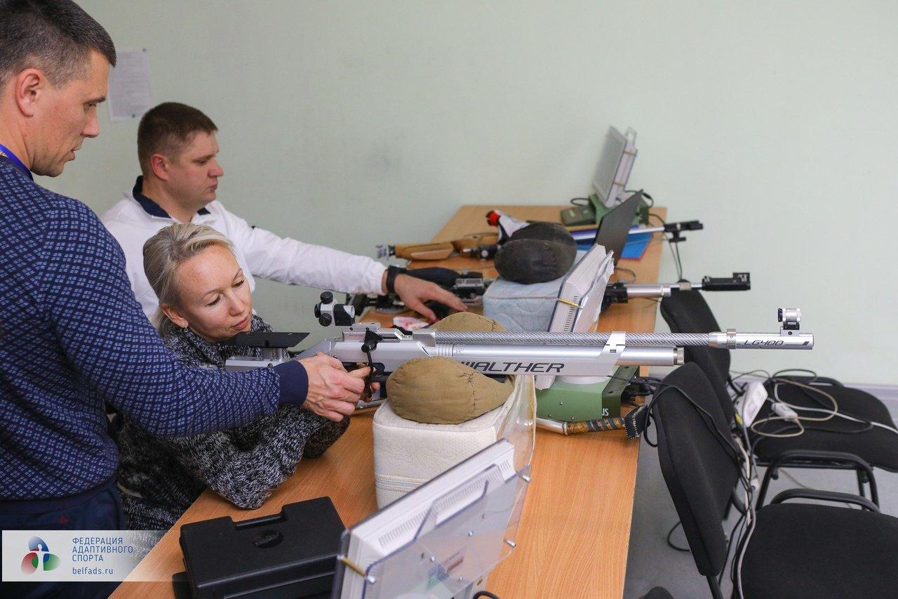 Первый Всероссийский семинар по адаптивному спорту прошёл в Белгороде, фото-10