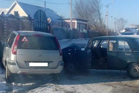 В Белгороде на зебре сбили пешехода, фото-1