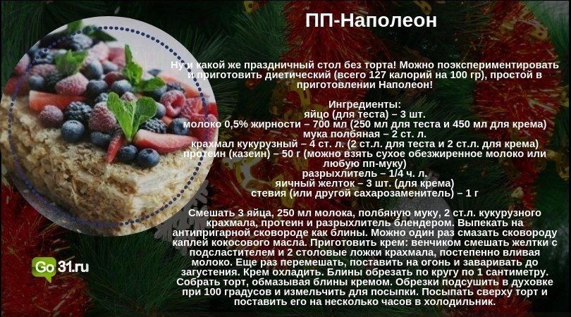 Сделать новогоднее меню вкусным, лёгким, полезным. Рецепты от Центра здорового питания «Вкус жизни», фото-6