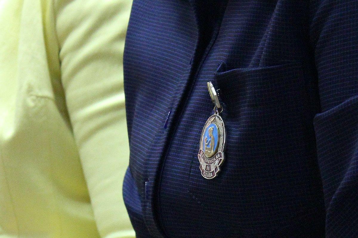 «Я и сам отец десятерых». Депутат Госдумы Андрей Скоч встретился с многодетными матерями, фото-4