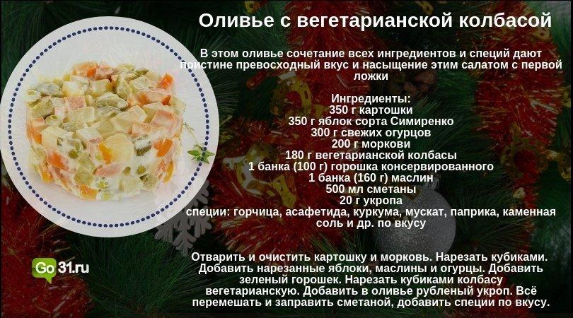 Сделать новогоднее меню вкусным, лёгким, полезным. Рецепты от Центра здорового питания «Вкус жизни», фото-1