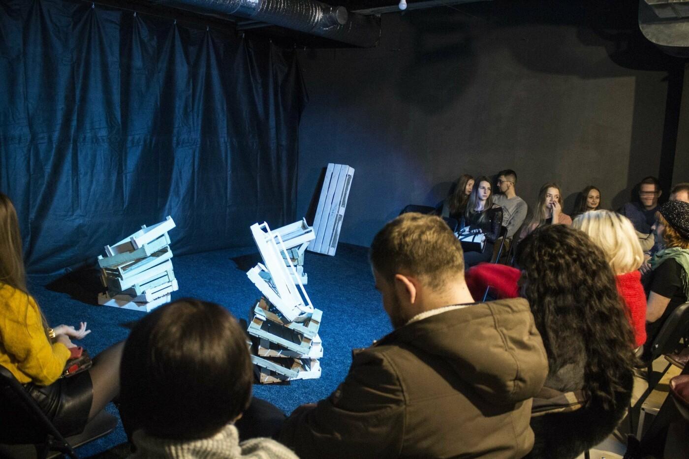 Третий дом. В Белгороде открылась театральная мастерская «Спичка», фото-3