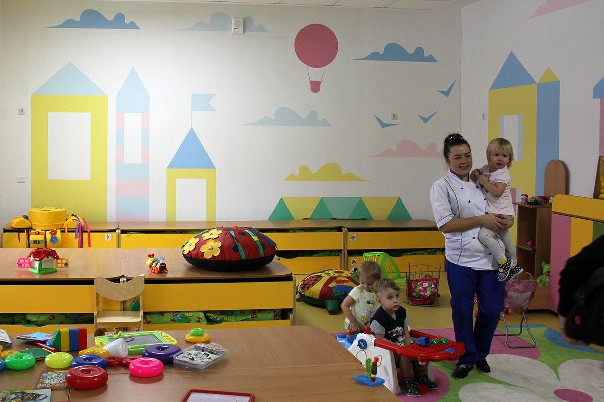 Ясли на очереди. В детских садах Белгорода создают группы для малышей до полутора лет , фото-3