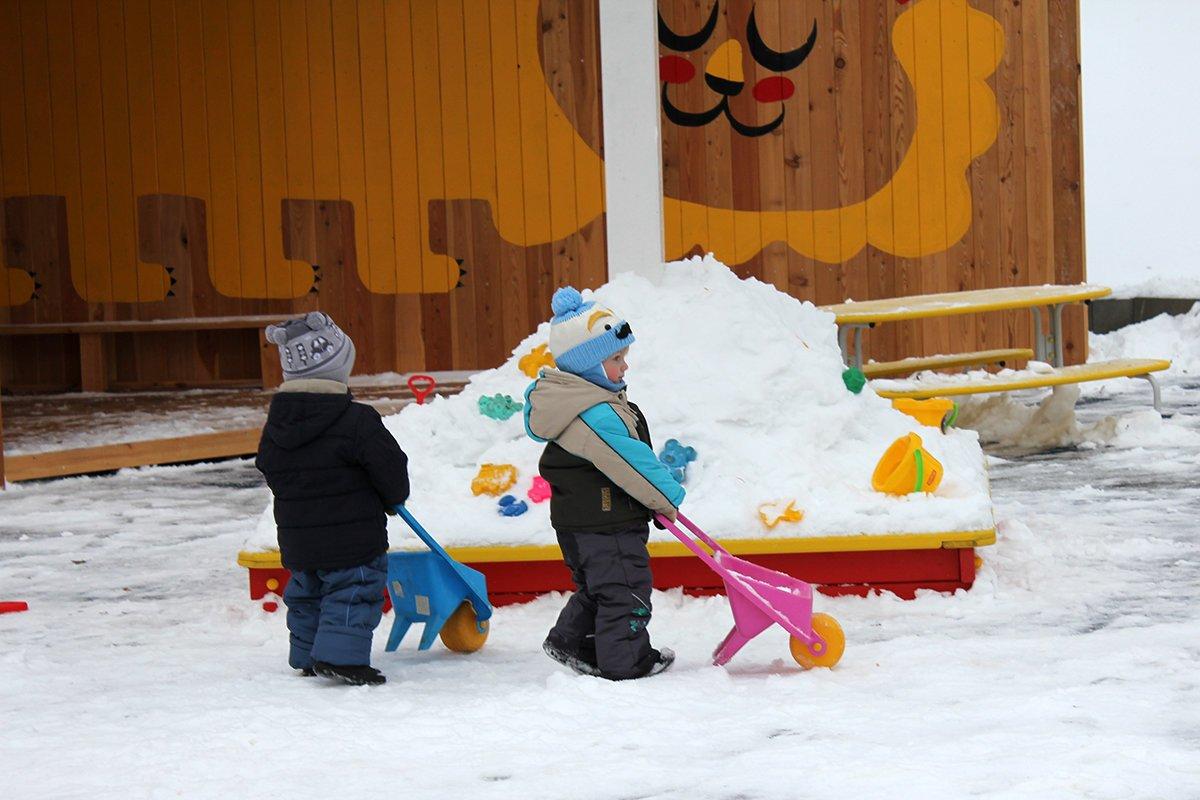 Ясли на очереди. В детских садах Белгорода создают группы для малышей до полутора лет , фото-8
