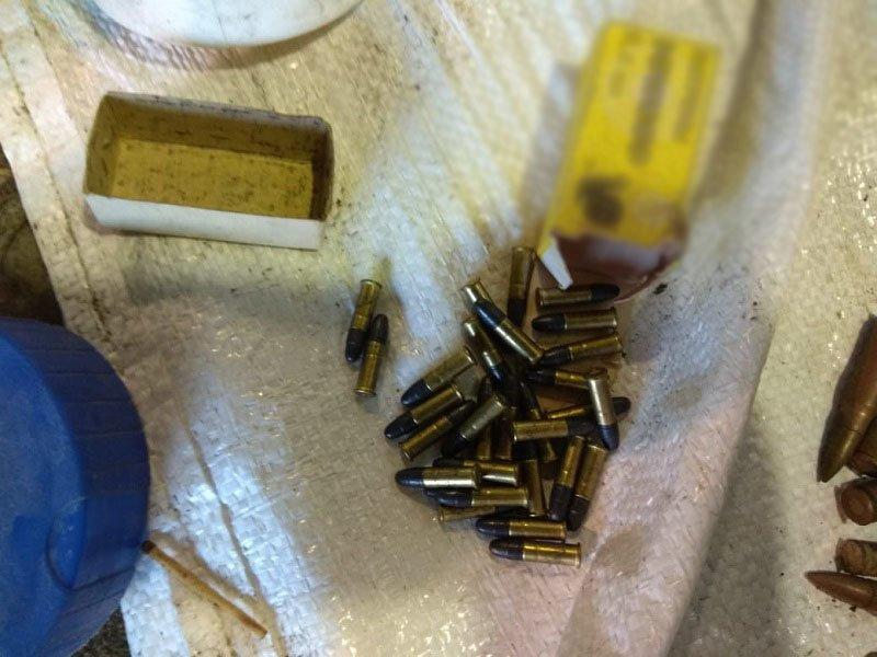 За коллекцию оружия и боеприпасов белгородцу грозит до пяти лет колонии, фото-5