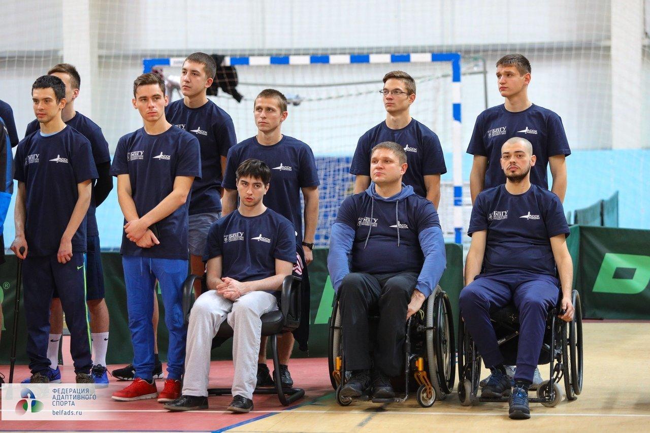 В Белгороде состоялся региональный фестиваль ГТО среди студентов с особенностями развития, фото-6