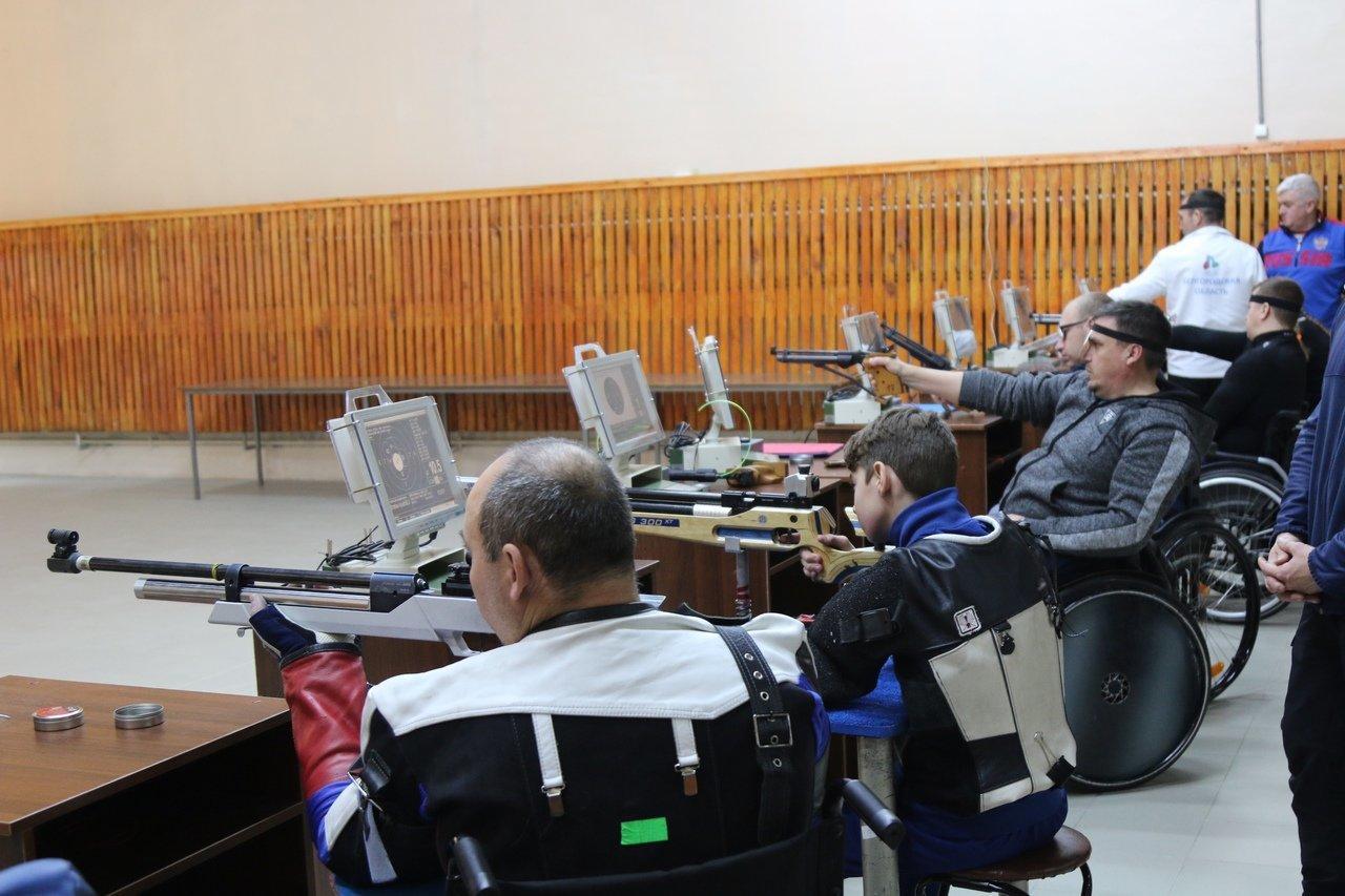 На чемпионате Белгородской области выявили лучших стрелков с особенностями развития, фото-3
