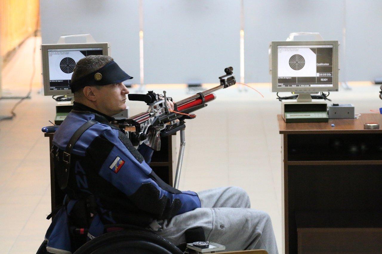 На чемпионате Белгородской области выявили лучших стрелков с особенностями развития, фото-1