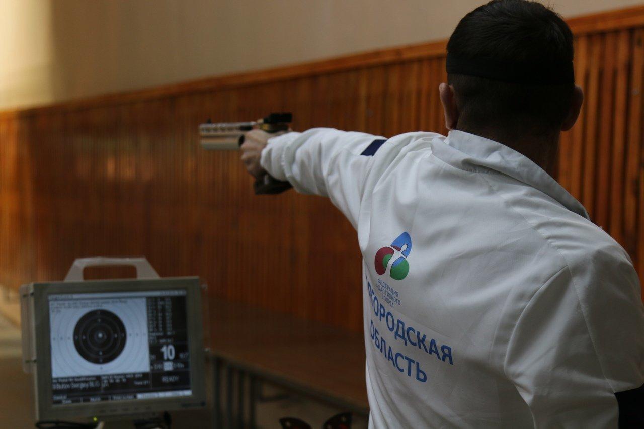 На чемпионате Белгородской области выявили лучших стрелков с особенностями развития, фото-5
