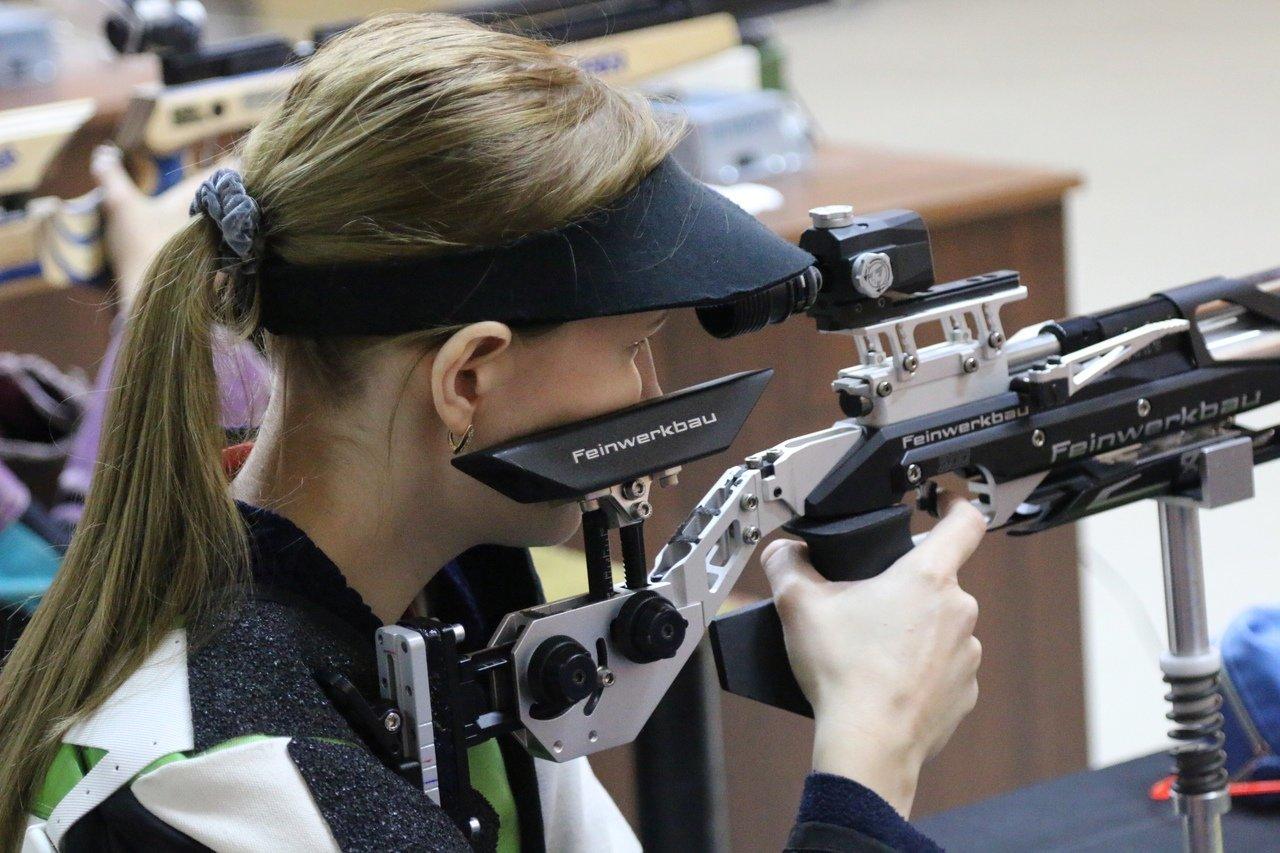 На чемпионате Белгородской области выявили лучших стрелков с особенностями развития, фото-10