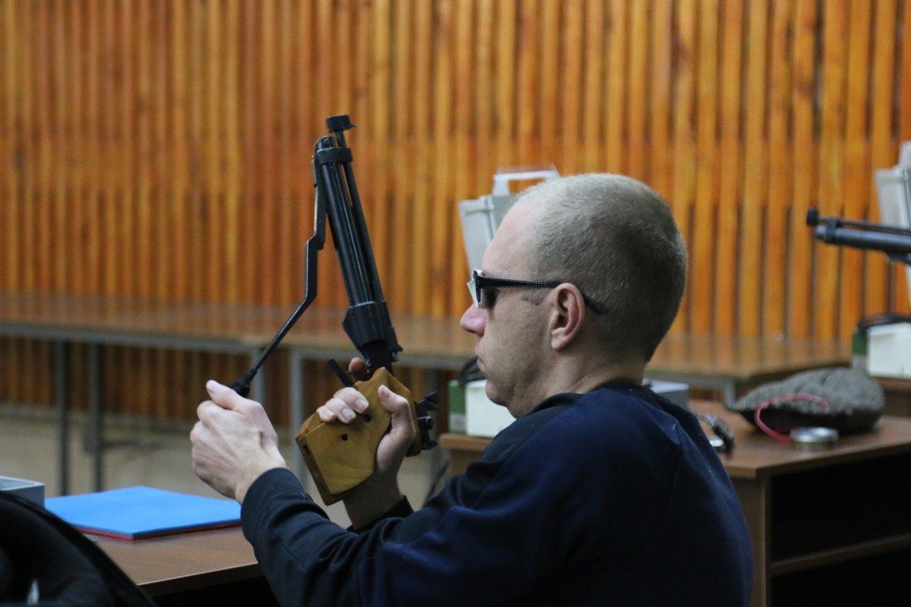На чемпионате Белгородской области выявили лучших стрелков с особенностями развития, фото-6