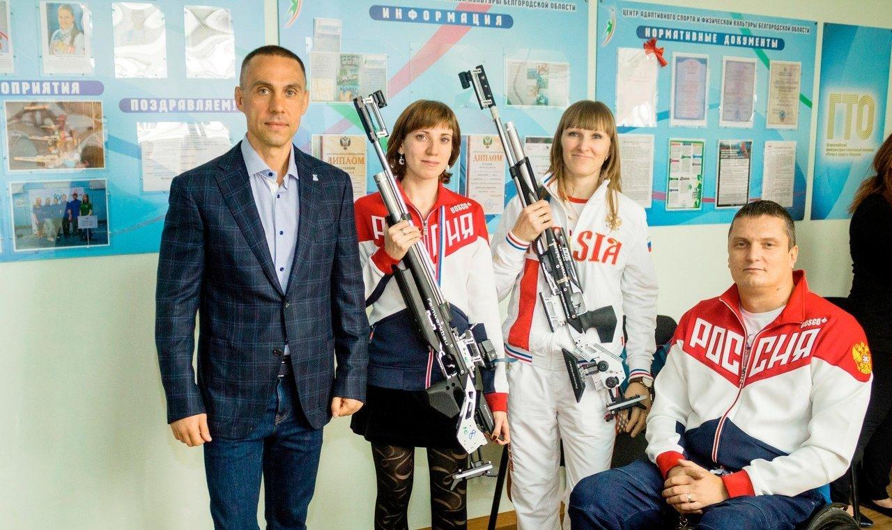 На чемпионате Белгородской области выявили лучших стрелков с особенностями развития, фото-14
