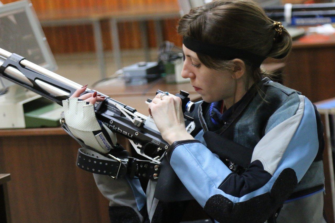 На чемпионате Белгородской области выявили лучших стрелков с особенностями развития, фото-8