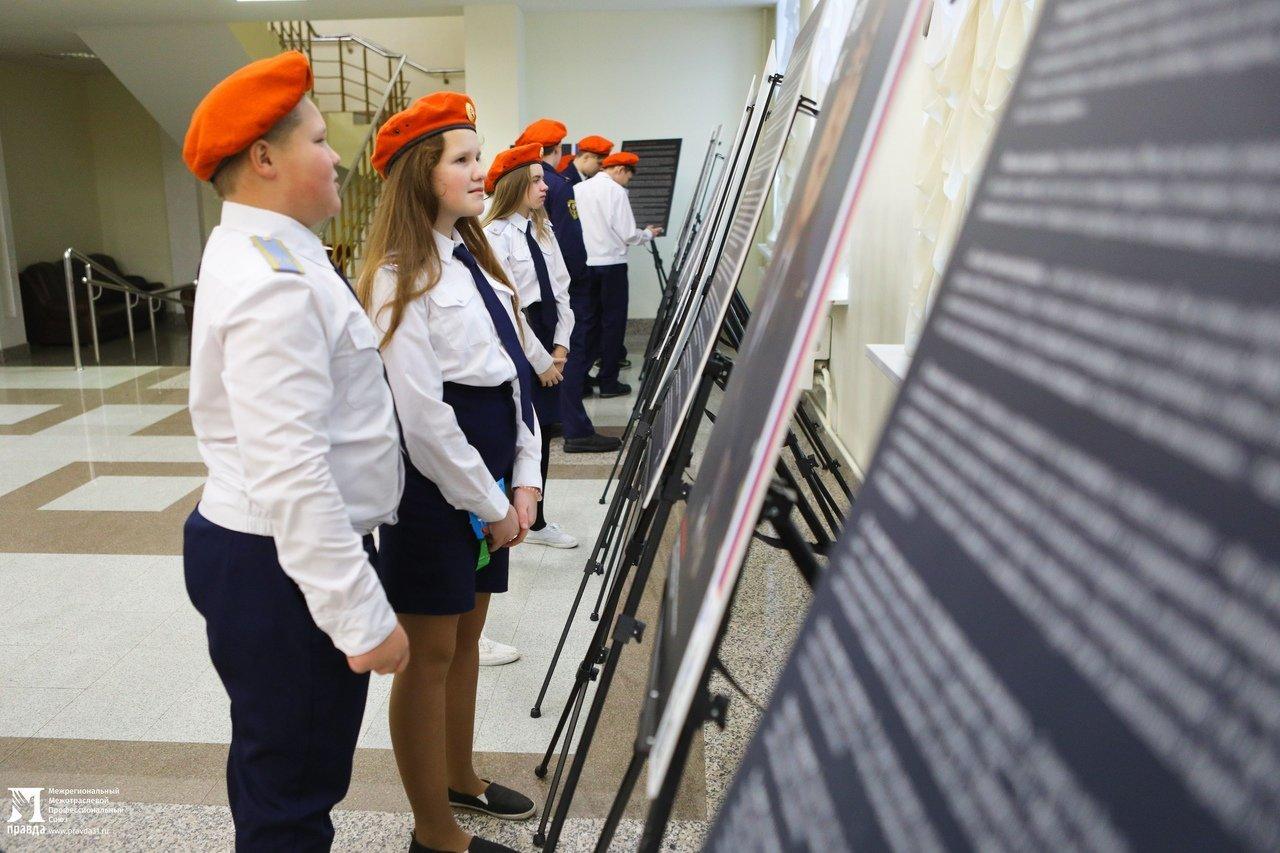 Профсоюз «Правда» представил фотопроект «Герои среди нас» в Строителе, фото-1