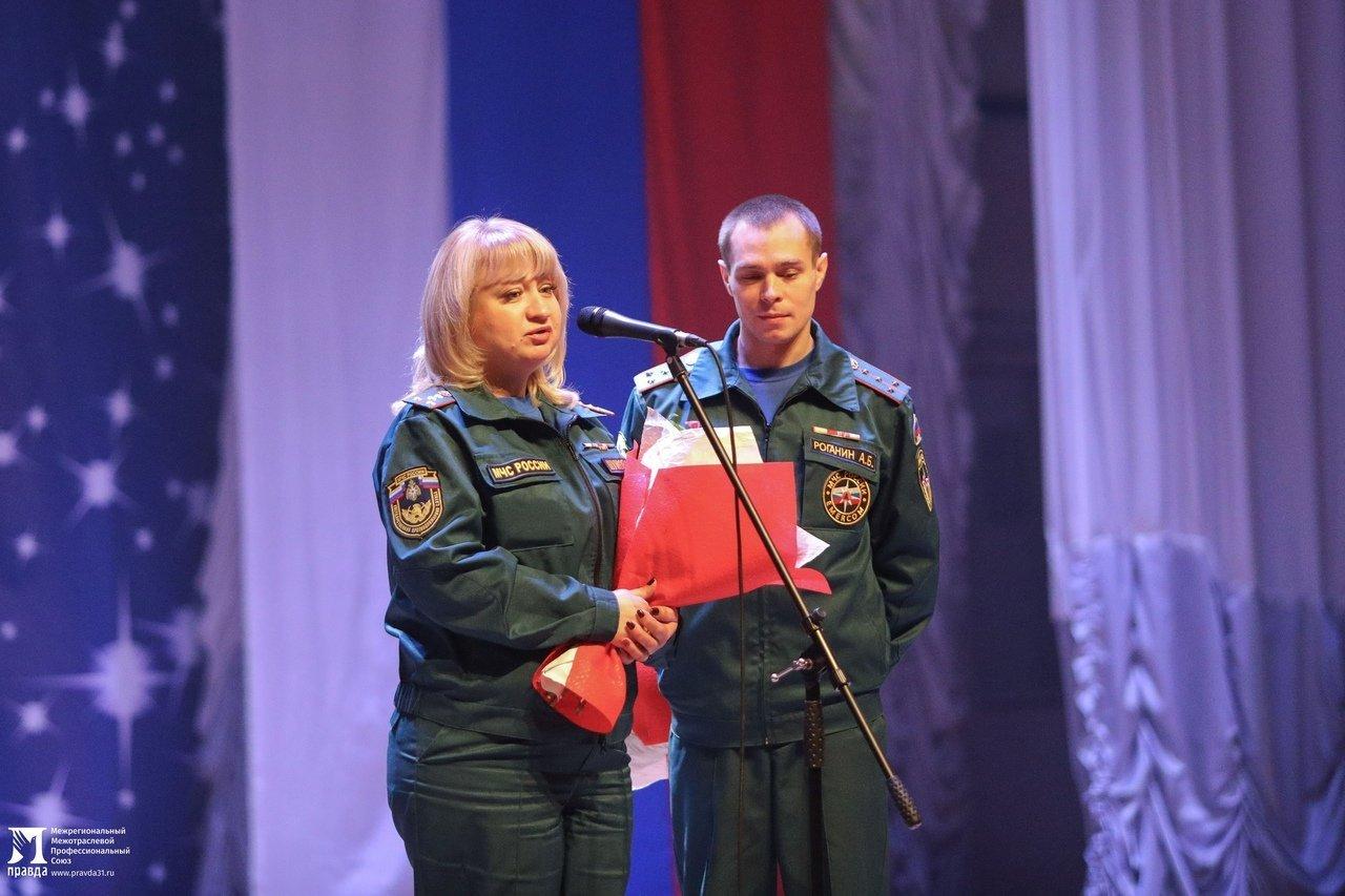 Профсоюз «Правда» представил фотопроект «Герои среди нас» в Строителе, фото-11