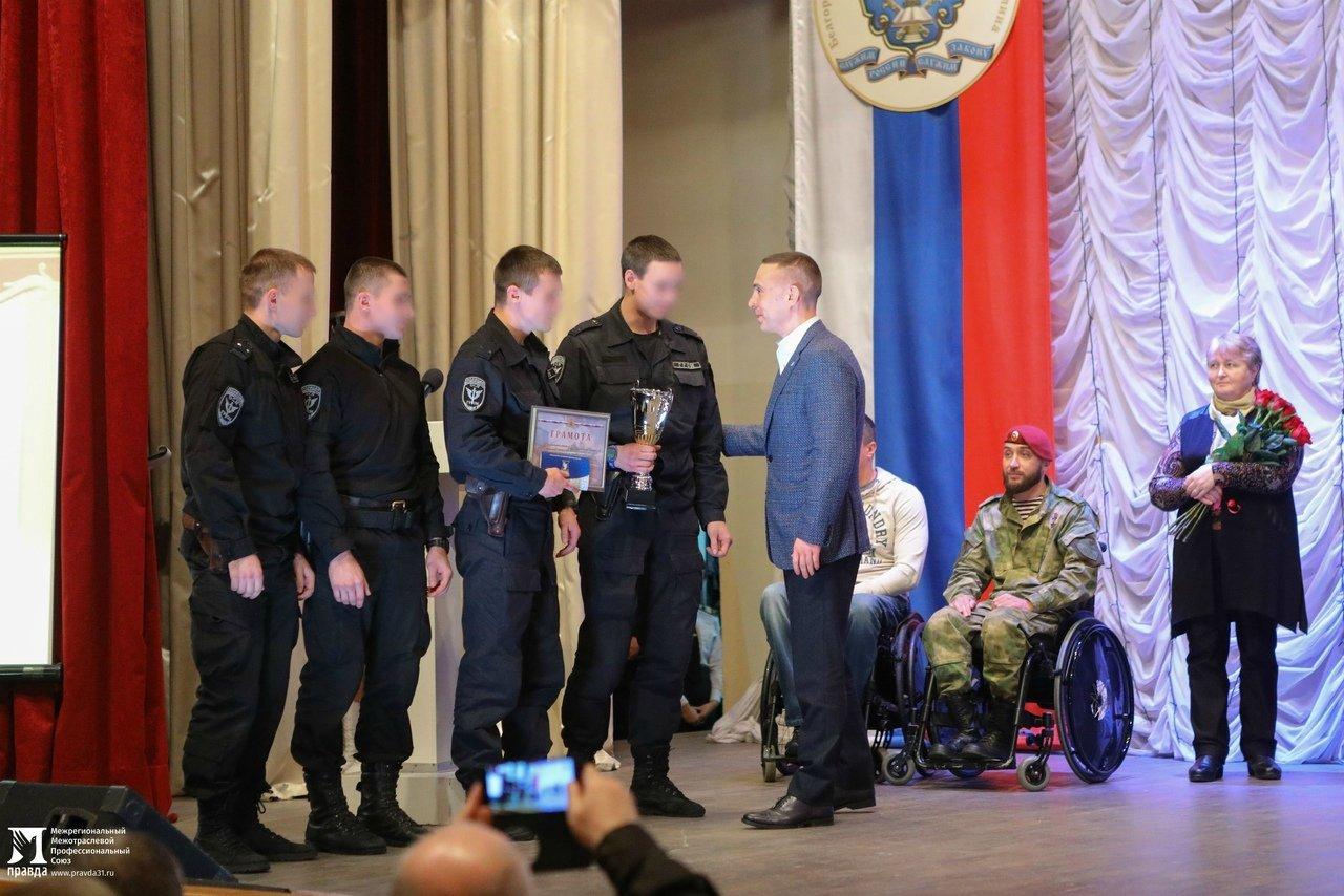 Чемпионат по стрельбе регионального Управления Росгвардии прошёл в Белгороде, фото-5
