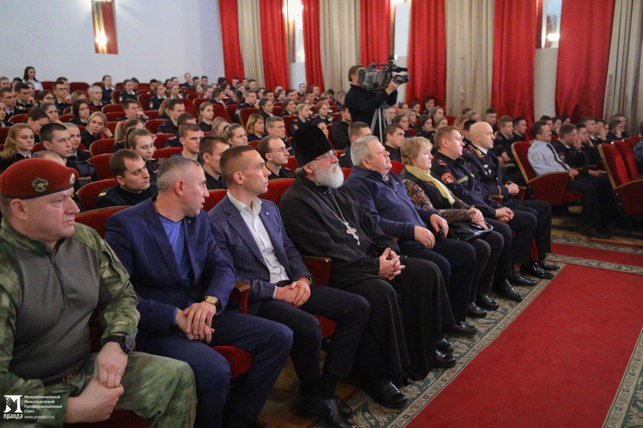 Чемпионат по стрельбе регионального Управления Росгвардии прошёл в Белгороде, фото-6