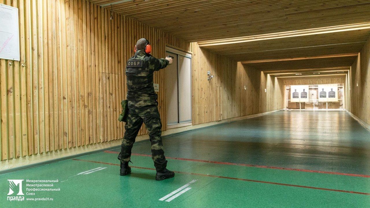 Чемпионат по стрельбе регионального Управления Росгвардии прошёл в Белгороде, фото-3