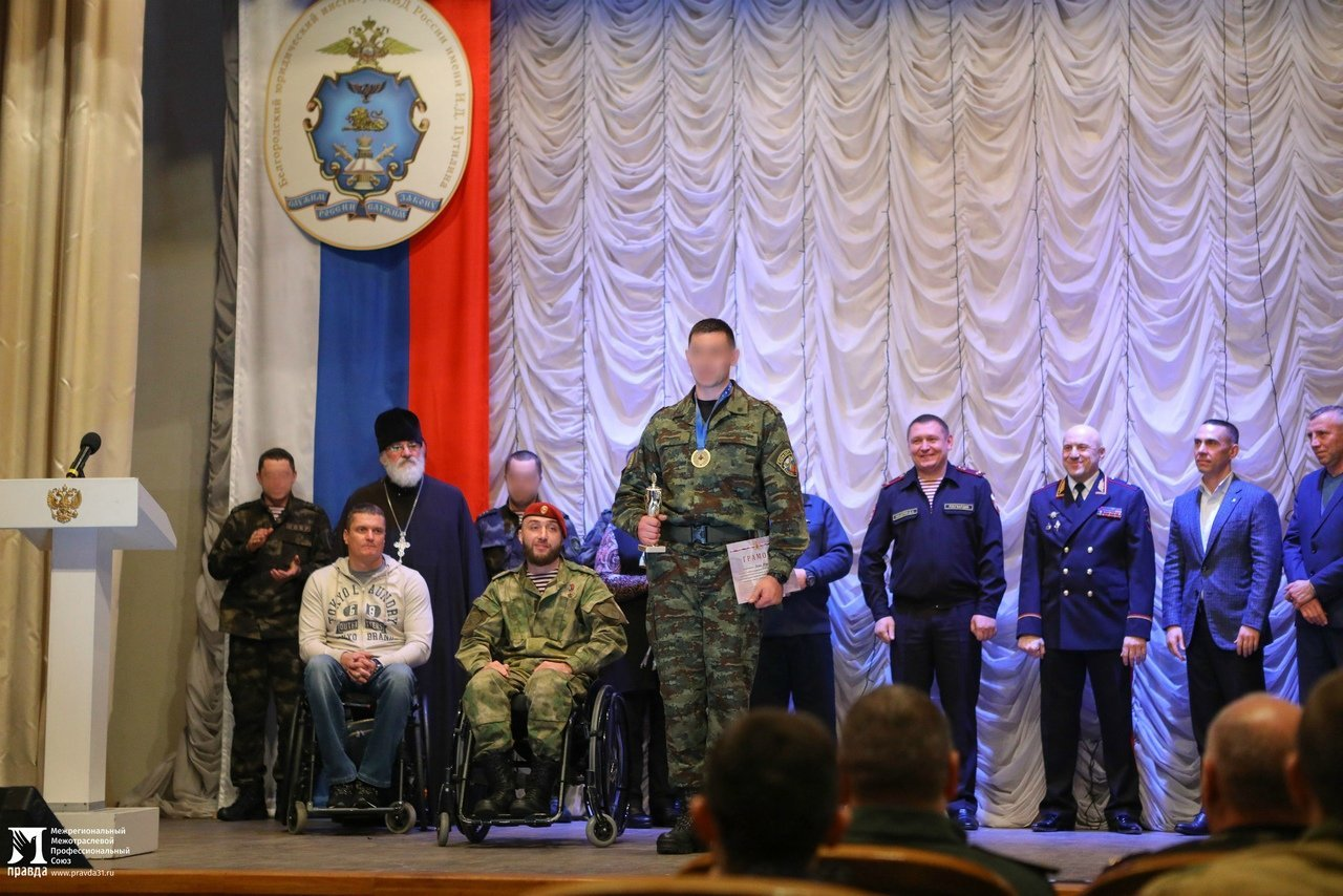Чемпионат по стрельбе регионального Управления Росгвардии прошёл в Белгороде, фото-10