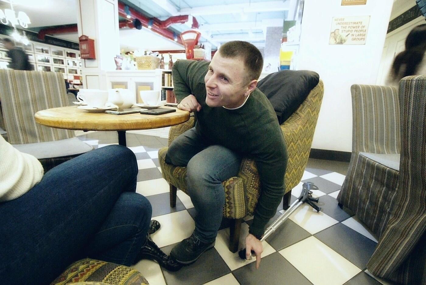 «Я не ограничен». Как живётся спортсмену без ноги в Белгороде, фото-5