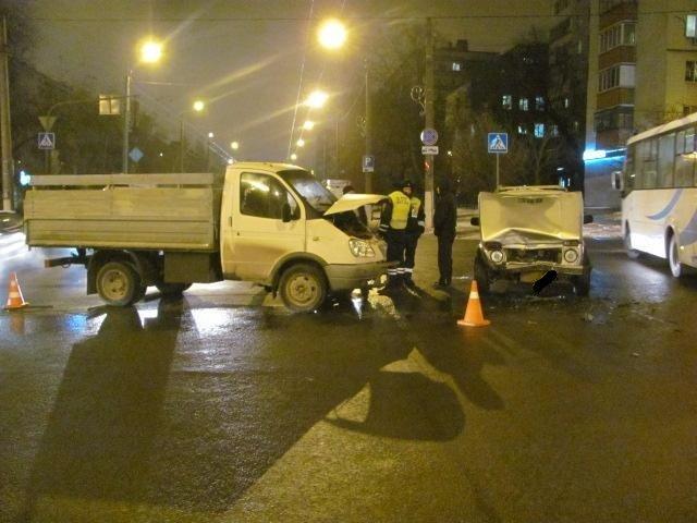 В Белгороде в ДТП пострадал ребёнок, фото-1