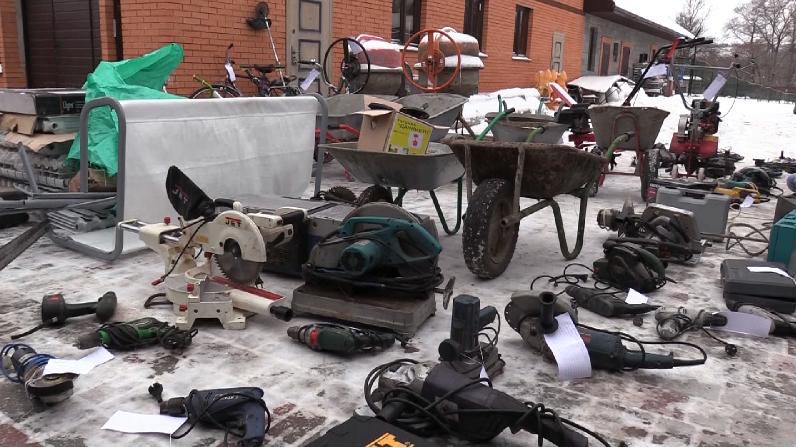 Белгородца арестовали за кражи инструментов и материалов со строек, фото-1