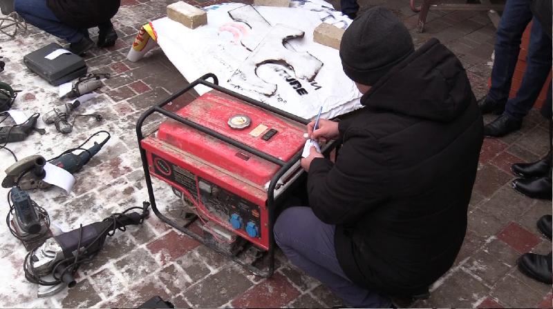 Белгородца арестовали за кражи инструментов и материалов со строек, фото-4